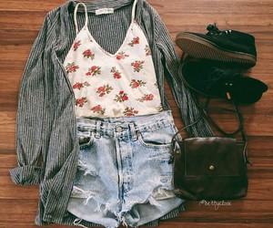 fashion, clothes, and moda image