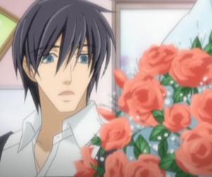 anime, junjou romántica, and japanese image