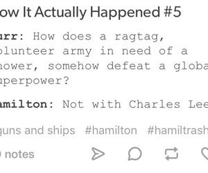broadway, George Washington, and hamilton image
