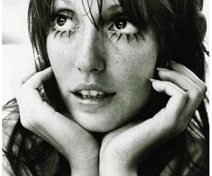 shelley duvall and black and white image