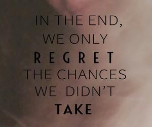 take chances image