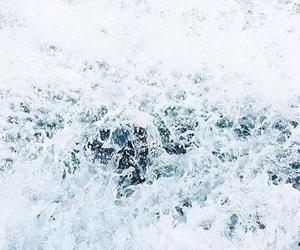 beach, blue, and tumblr image