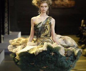 haute couture, fashion, and guo pei image