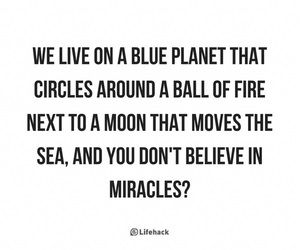earth, live, and miracle image