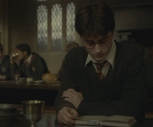 dan radcliffe, harry potter, and tumblr image