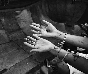 tattoo and sahara ray image