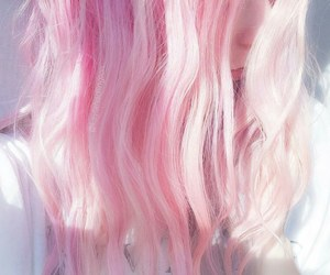 grunge, hair, and pastel image