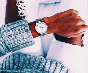 clock and reloj image
