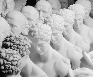 aesthetic, blanco, and escultura image