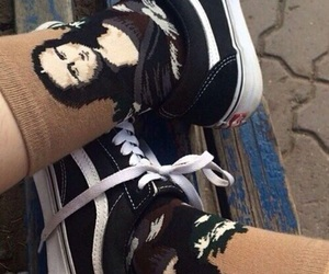 grunge, socks, and vans image