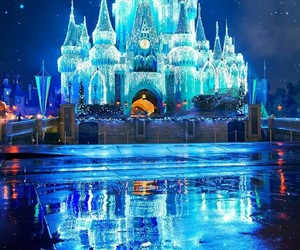 disney, article, and castle image