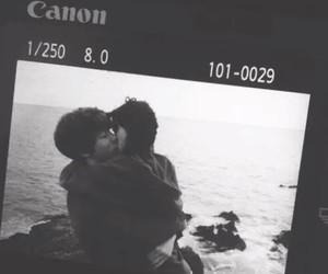 amor, kiss, and love image