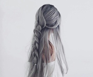 hair, in love, and nice image