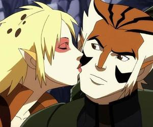 felinos, cheetara, and tigro image
