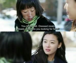 friendship, jun ji hyun, and quote image