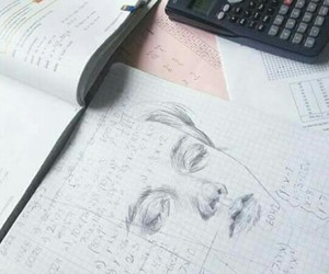 art, drawing, and math image