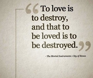 quotes, city of bones, and the mortal instruments image