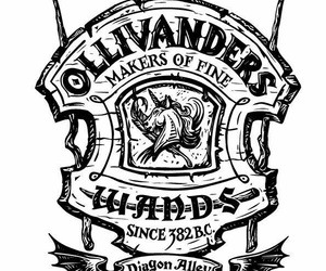 harry potter, wallpapers, and ollivanders image