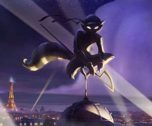 awesome, cool, and sly cooper image