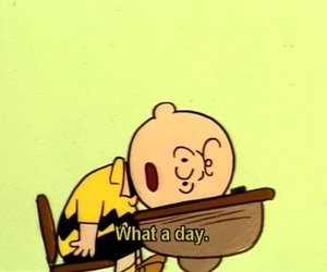 cartoon, charlie brown, and quotes image