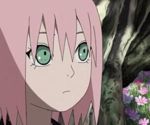 naruto, sakura, and sakura haruno image