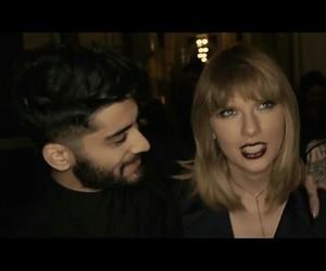 Taylor Swift and zayn malik image
