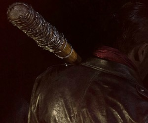negan and twd image
