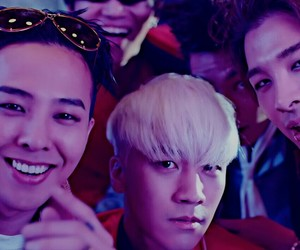 daesung, g-dragon, and seungri image