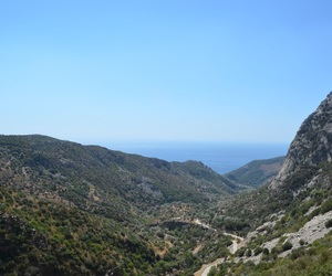Greece, hills, and walking image