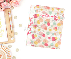 etsy, filofax, and personal planner image