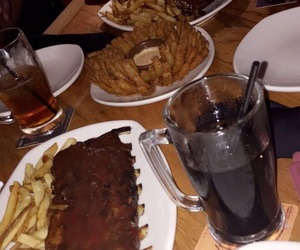 barbecue, food, and outback image