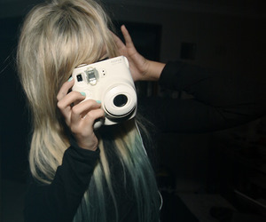 camera, photography, and hair image