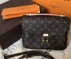 bags, Louis Vuitton, and luxury image