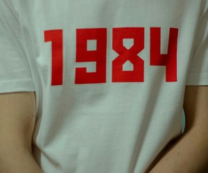 1984, aesthetic, and grunge image