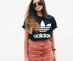 adidas, outfit, and look image