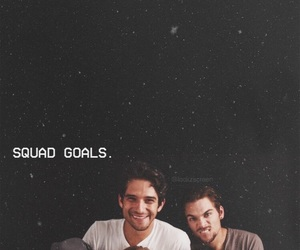 cast, backgrounds, and teen wolf image