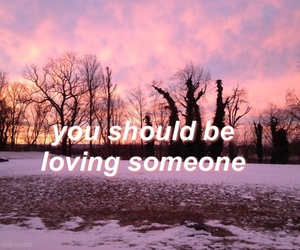 babes, loving someone, and ross macdonald image
