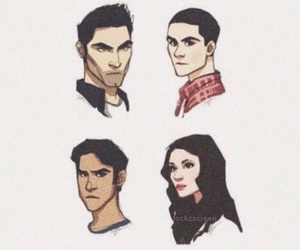 ???, tumblr, and teen wolf image