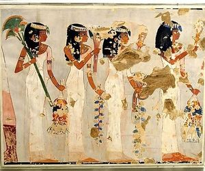 ancient egypt and people image