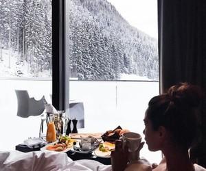 breakfast, luxury, and goals image