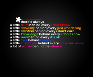 quotes, truth, and text image