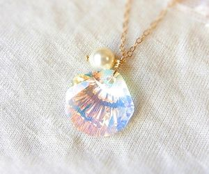 necklace, cute, and jewelry image