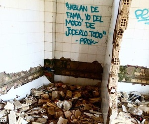 graffiti, Granada, and prok image