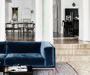 design, interior, and velvet image