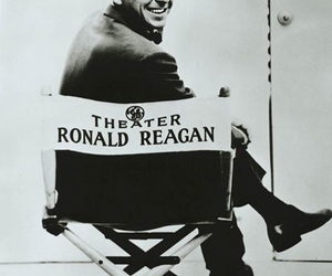1950s, ronald reagan, and 50s image