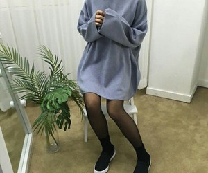 girl, outfit, and tumblr image