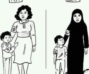empowerment and muslim image