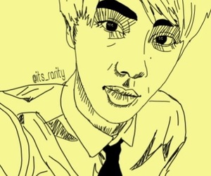 fan art, bts, and bangtan boys image