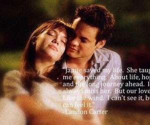 A Walk to Remember and quote image