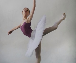 attitude, ballet, and dance image